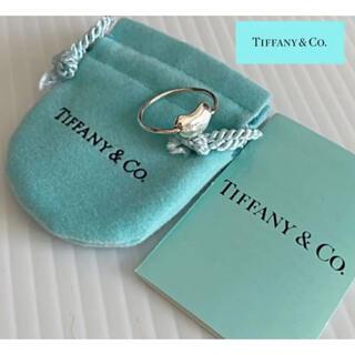 Tiffany & Co. - ★*゜Tiffany & Co.sv925エルサペレッティ◆ビーンリング