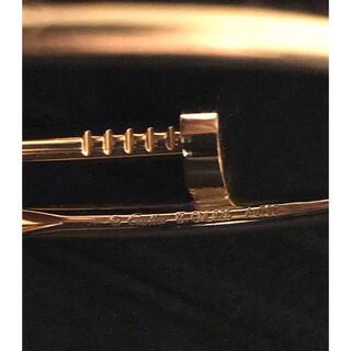 Cartier - カルティエ  ジュストアンクル 17