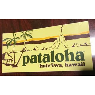 パタゴニア(patagonia)のパタゴニアステッカー(ステッカー)