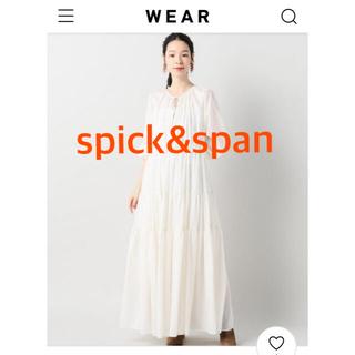 スピックアンドスパン(Spick and Span)のspick&span♡iena frameworkトゥモローランドnoble(ロングワンピース/マキシワンピース)