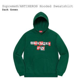 Supreme - Supreme ANTIHERO Hooded Sweatshirt
