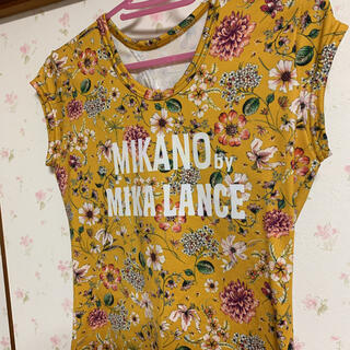 ミカノミカランセベーシックTシャツ(トレーニング用品)
