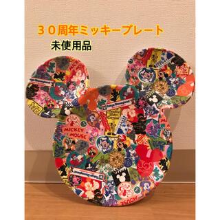 Disney - 30周年限定 ミッキープレート ディズニーリゾート