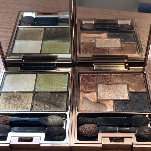 LUNASOL(ルナソル)のルナソル アイシャドウセット 値下げしました⭐︎ コスメ/美容のベースメイク/化粧品(アイシャドウ)の商品写真