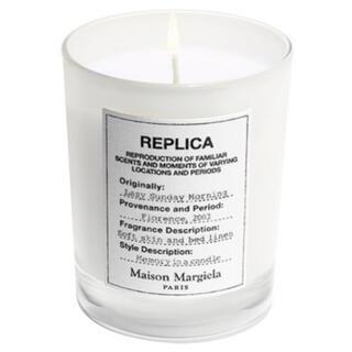 Maison Martin Margiela - メゾンマルジェラ キャンドル レイジーサンデーモーニング 香水 REPLICA