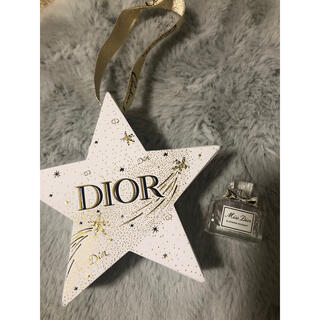 Dior - ディオール Dior ブルーミングブーケ 5ml  クリスマスversion