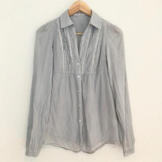 ZARA - ザラ♡デザインシャツ