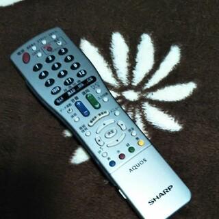 シャープ(SHARP)のSHARP AQUOS テレビリモコン716(その他)