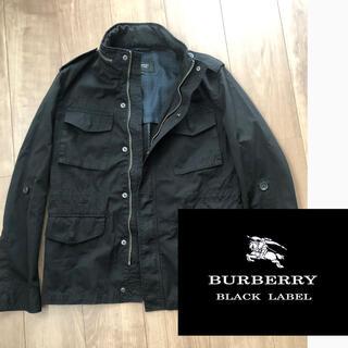 BURBERRY BLACK LABEL - バーバリーブラックレーベル ジャケット チェック 美品 価格交渉ok