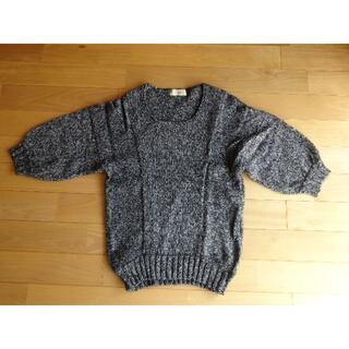 セポ(CEPO)のCepo 5分袖 セーター レディース(ニット/セーター)