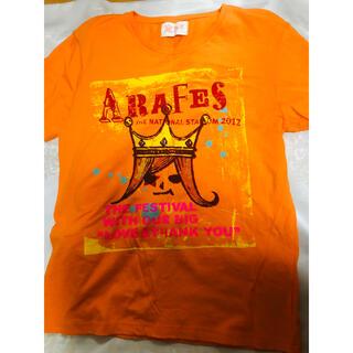 アラフェス Tシャツ