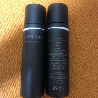 カネボウ(Kanebo)のカネボウ オン スキン エッセンス F 60ml 2本(化粧水/ローション)