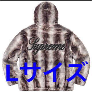 Supreme - supreme Faux Fur Reversible HoodedJacket