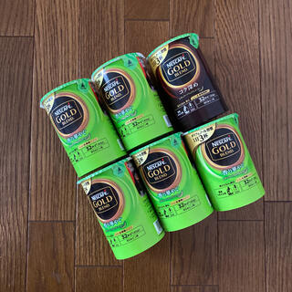 Nestle - ネスカフェ ゴールドブレンド バリスタ詰め替え用 6本 バリスタ ネスレ