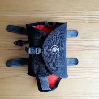 マムート(Mammut)のMAMMUT Add-on bottle holder black(登山用品)