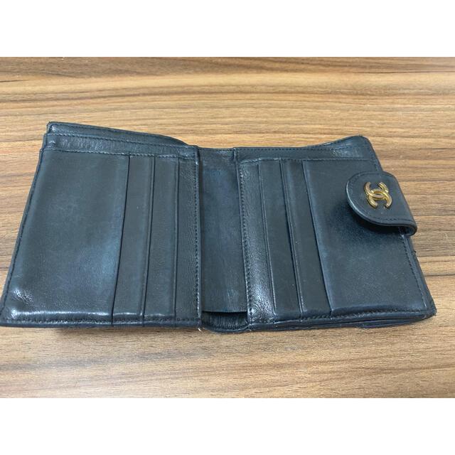 CHANEL(シャネル)のCHANEL 二つ折り財布 レディースのファッション小物(財布)の商品写真