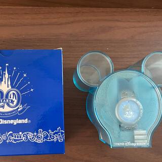 ディズニー(Disney)のディズニーランド 20周年 ティンカーベル腕時計(腕時計)