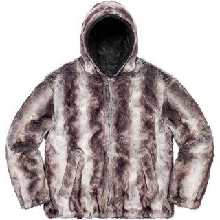 Supreme - Supreme Faux Fur ファー XL