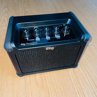 IK Multimedia iRig Micro Amp アイリグ アンプ(ギターアンプ)