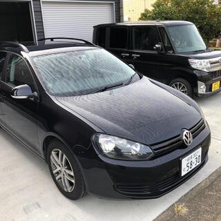 Volkswagen - 【車庫保管】 ゴルフヴァリアント