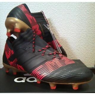 アディダス(adidas)の新品未使用 ネメシス 17.1 FG/AG 26cm ブラック(シューズ)