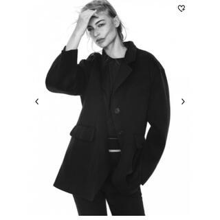 UNIQLO - ユニクロ プラスJ カシミヤブレンドオーバーサイズジャケット 新品