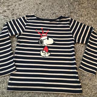 CIAOPANIC TYPY - 140〜150 チャオパニックティピー スヌーピーロングTシャツ