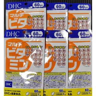 DHC - DHC マルチビタミン 60日分 6袋