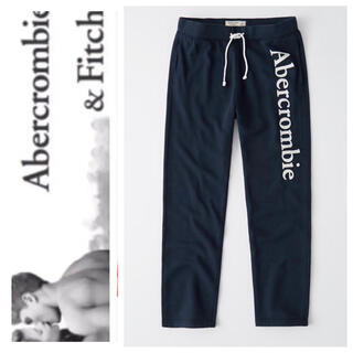 アバクロンビーアンドフィッチ(Abercrombie&Fitch)の XS◎新品正規品◎アバクロ◎スエット生地パンツ◎送料込(その他)