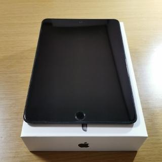 iPad - iPad mini 5世代  Cellularモデル 64GB スペースグレー