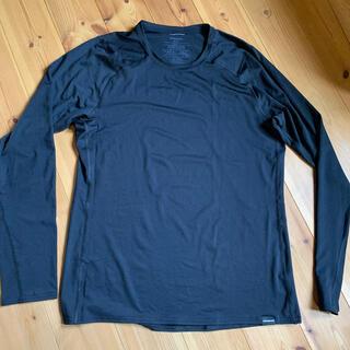 patagonia - パタゴニア  キャプリーン1 Lサイズ 黒