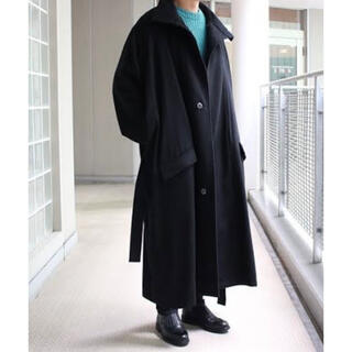 1LDK SELECT - 【WHOWHAT】フーワット TIBET COAT CASHMERE 17AW