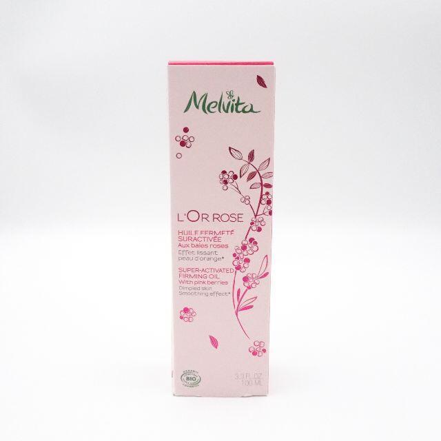 Melvita(メルヴィータ)のメルヴィータ ロルロゼ ブリリアント ボディオイル 100ml コスメ/美容のボディケア(ボディオイル)の商品写真