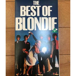 ベスト・オブ・ブロンディ VHS(ポップス/ロック(洋楽))