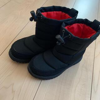 ブランシェス(Branshes)の【うろこだき様専用】スノーブーツ 17cm(ブーツ)