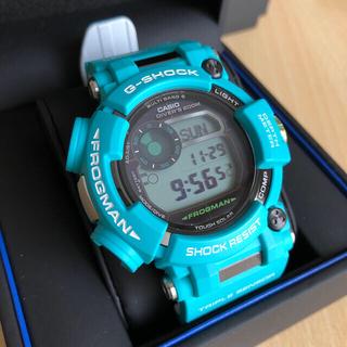 ジーショック(G-SHOCK)の☆eKi91様専用☆フロッグマン☆GWF-D1000MB-3JF☆オマケ付(腕時計(デジタル))
