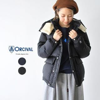 オーシバル(ORCIVAL)のオーシバル ダウンジャケット(ダウンジャケット)