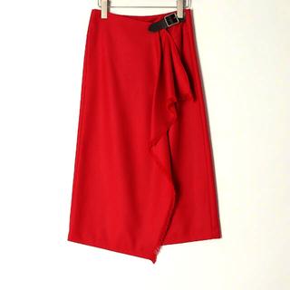 シップス(SHIPS)のタグ着き未使用 ONEIL:PANEL ロングスカート(ロングスカート)