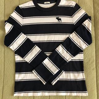 アバクロンビーアンドフィッチ(Abercrombie&Fitch)のアバクロKids・ロングTシャツ*XL(キッズですのでお間違え無く!)(Tシャツ/カットソー)