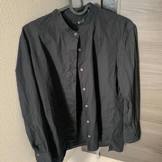 ユニクロ(UNIQLO)のユニクロ +J スタンドカラーシャツ(シャツ/ブラウス(長袖/七分))
