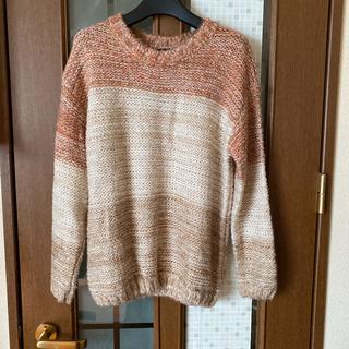 JEANASIS - ジーナシス ふんわりニットセーター