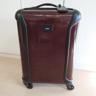 TUMI - TUMI 28120 20インチ スーツケース 機内持ち込み可 ボルドー