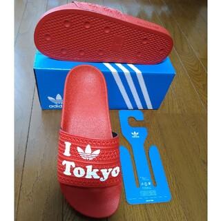 adidas - アディダス  アディレッタサンダル  27.5cm シャワーサンダル