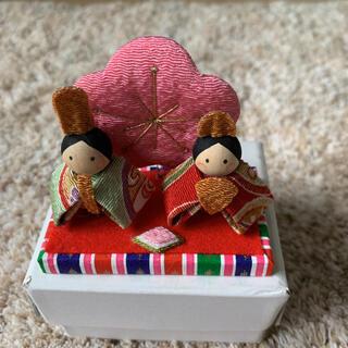 タチキチ(たち吉)の雛人形 お雛様 雛祭り(置物)