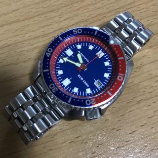 セイコー(SEIKO)のSEIKO MOD カスタム DOXA DAGAZ セイコー ダイバー 美品(腕時計(アナログ))