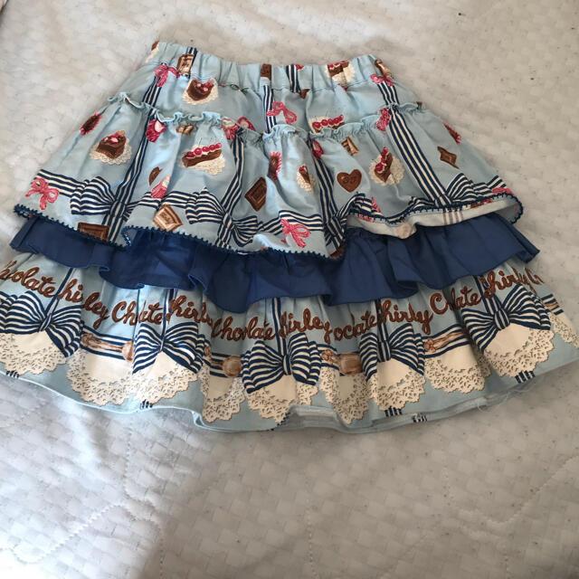 Shirley Temple(シャーリーテンプル)のスカート   キッズ/ベビー/マタニティのキッズ服女の子用(90cm~)(スカート)の商品写真