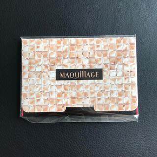 マキアージュ(MAQuillAGE)のMAQuillAGE あぶらとり紙(あぶらとり紙)