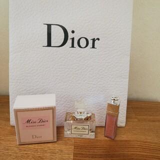Dior - ディオール 香水&リップ ミスディオール