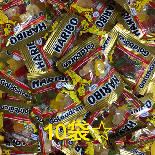 コストコ - コストコ ハリボー グミ 10袋☆