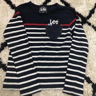 リー(Lee)のボーダーロンT 140(Tシャツ/カットソー)